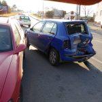 Dopravná nehoda v obci Pozdišovce - Odťahová služba