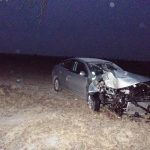 Dopravna nehoda VW Passat Porostov (1)