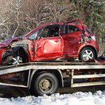 Dopravná nehoda na Zemlínskej Šírave