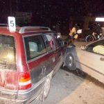Dopravná nehoda vozidiel v Michalovciach